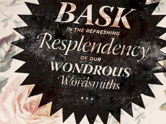 WordFest Print Ad -  Bask