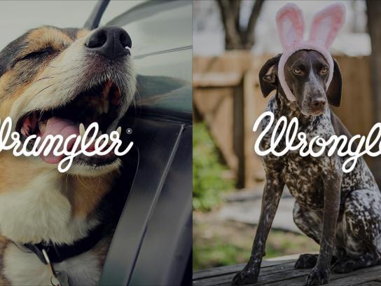 Wrangler Print Ad -  Wrangler vs Wrongler, 4