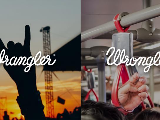 Wrangler Print Ad -  Wrangler vs Wrongler, 6