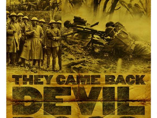World War I Memorial Fund Print Ad -  Marines