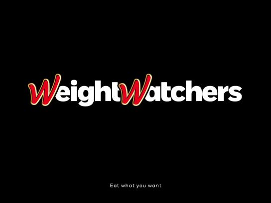 Weight Watchers Print Ad - Red Planet