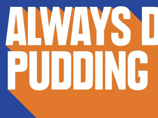 IRN-BRU Outdoor Ad - Always Deploy Pudding Flaps