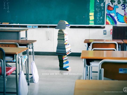 Yokohama City Board of Education Print Ad -  Books, 3