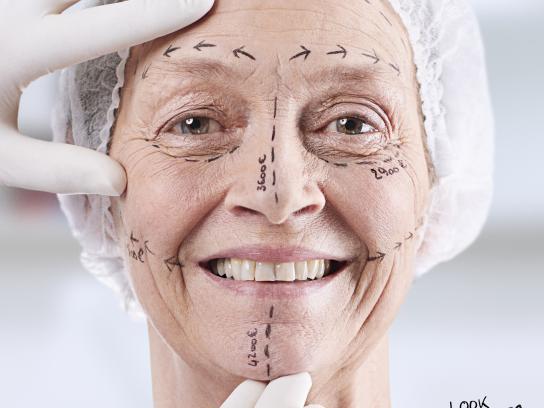 Colgate Print Ad - Surgery, 1