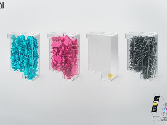 Ecofill Print Ad -  Denture