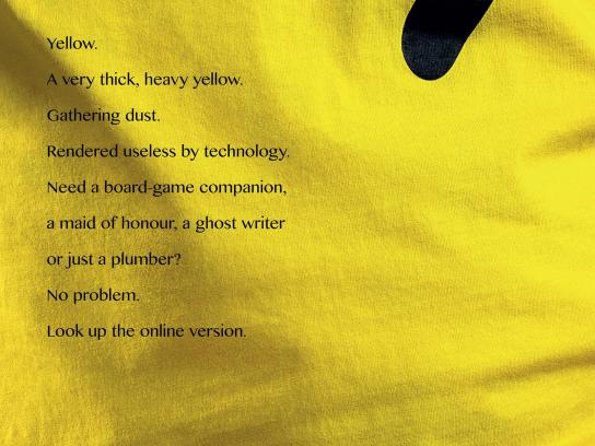 Breeze Print Ad -  Yellow Pages
