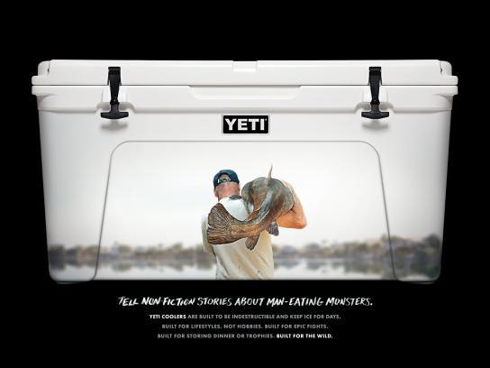 YETI Print Ad -  Catfish