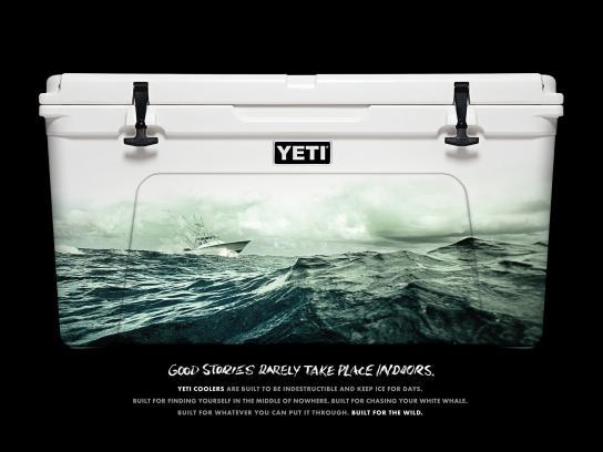 YETI Print Ad -  Offshore