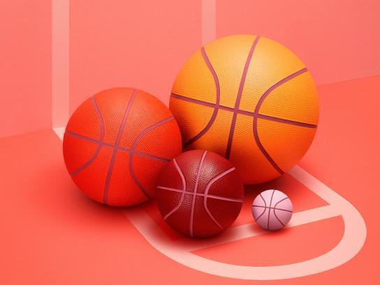 YMCA Outdoor Ad - Basketball
