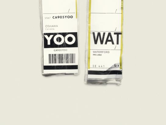 Expedia Print Ad -  YOO WAT