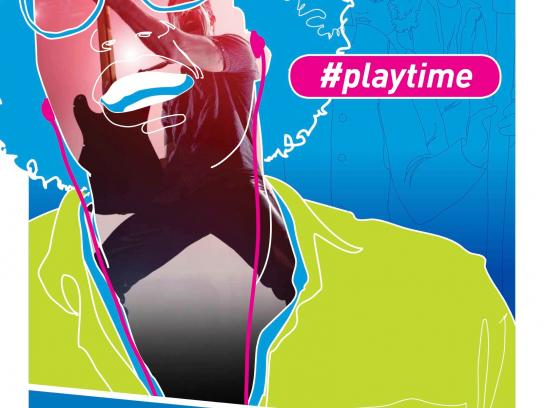 York Region Transit Outdoor Ad -  Playtime