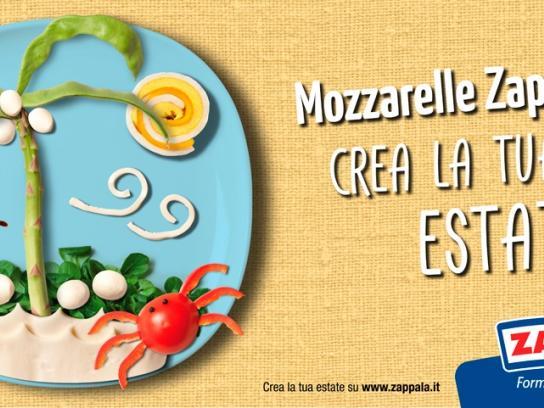 Zappala Outdoor Ad -  Island