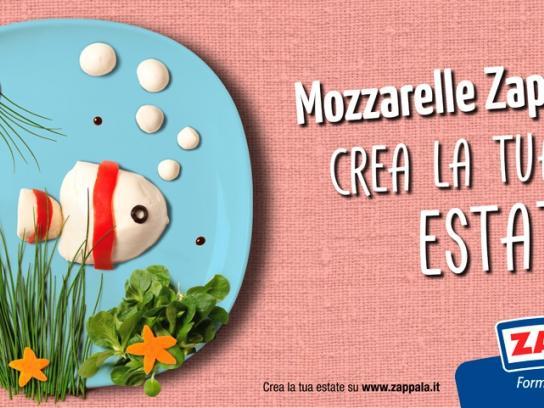 Zappala Outdoor Ad -  Fish