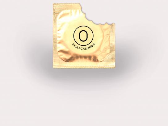 Durex Print Ad - Zero Calories