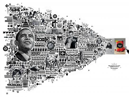 ZMG Print Ad -  Obama