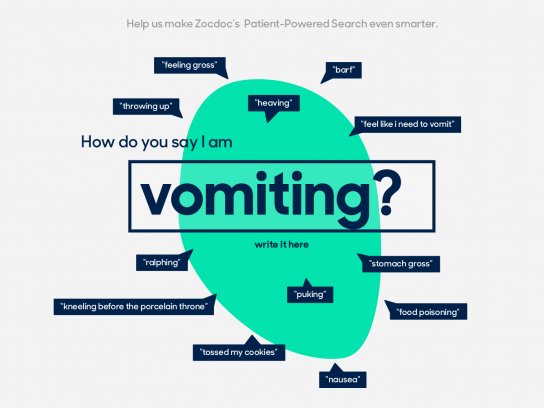 ZocDoc Digital Ad - Patient-Powered Search