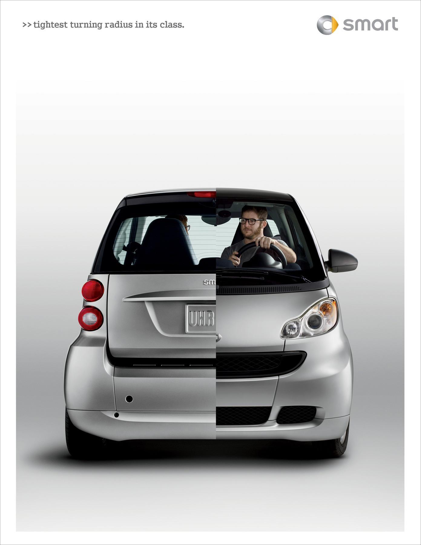 Mercedes Print Ad -  Split
