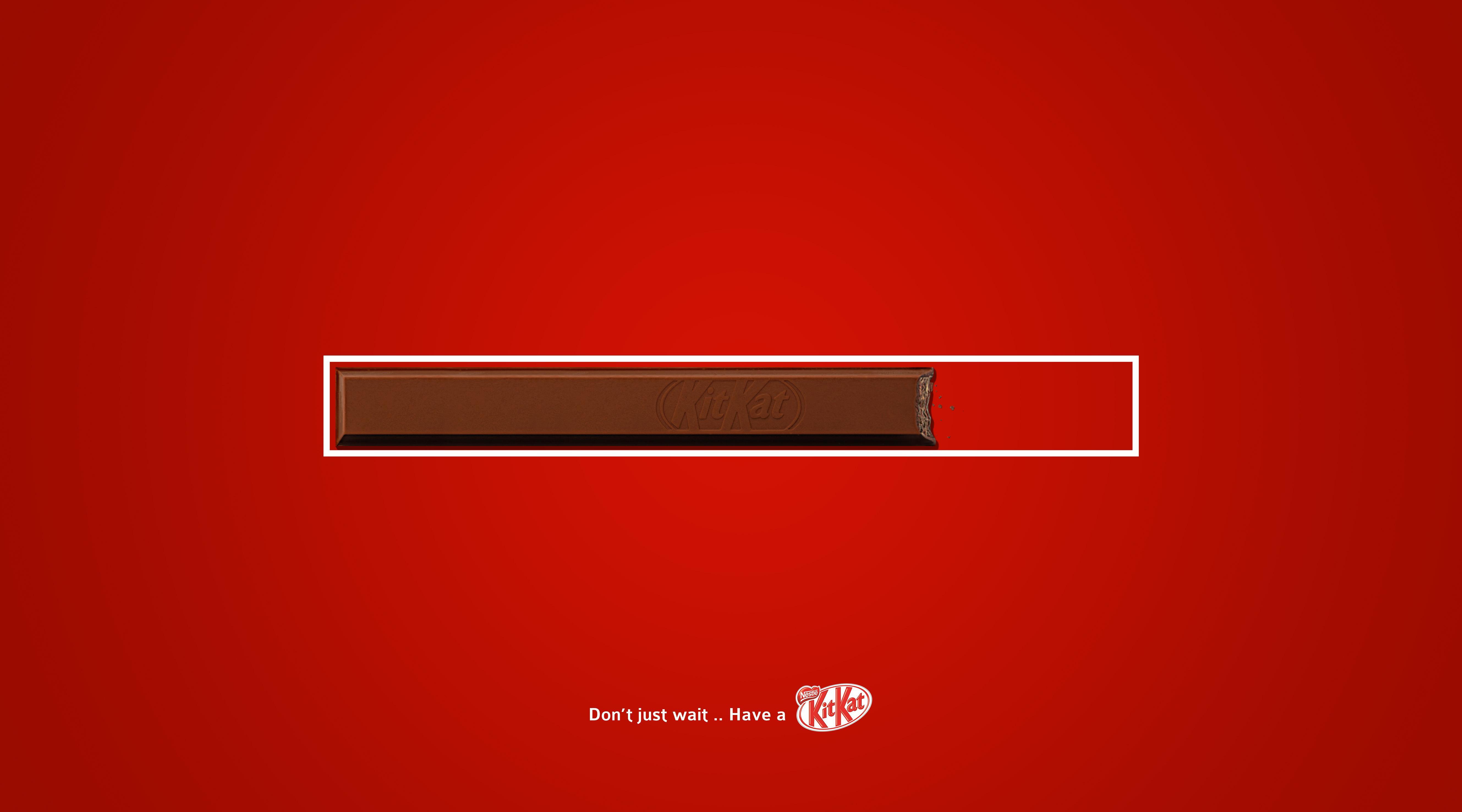 Kit Kat Print Ad - Kit Kat, 3