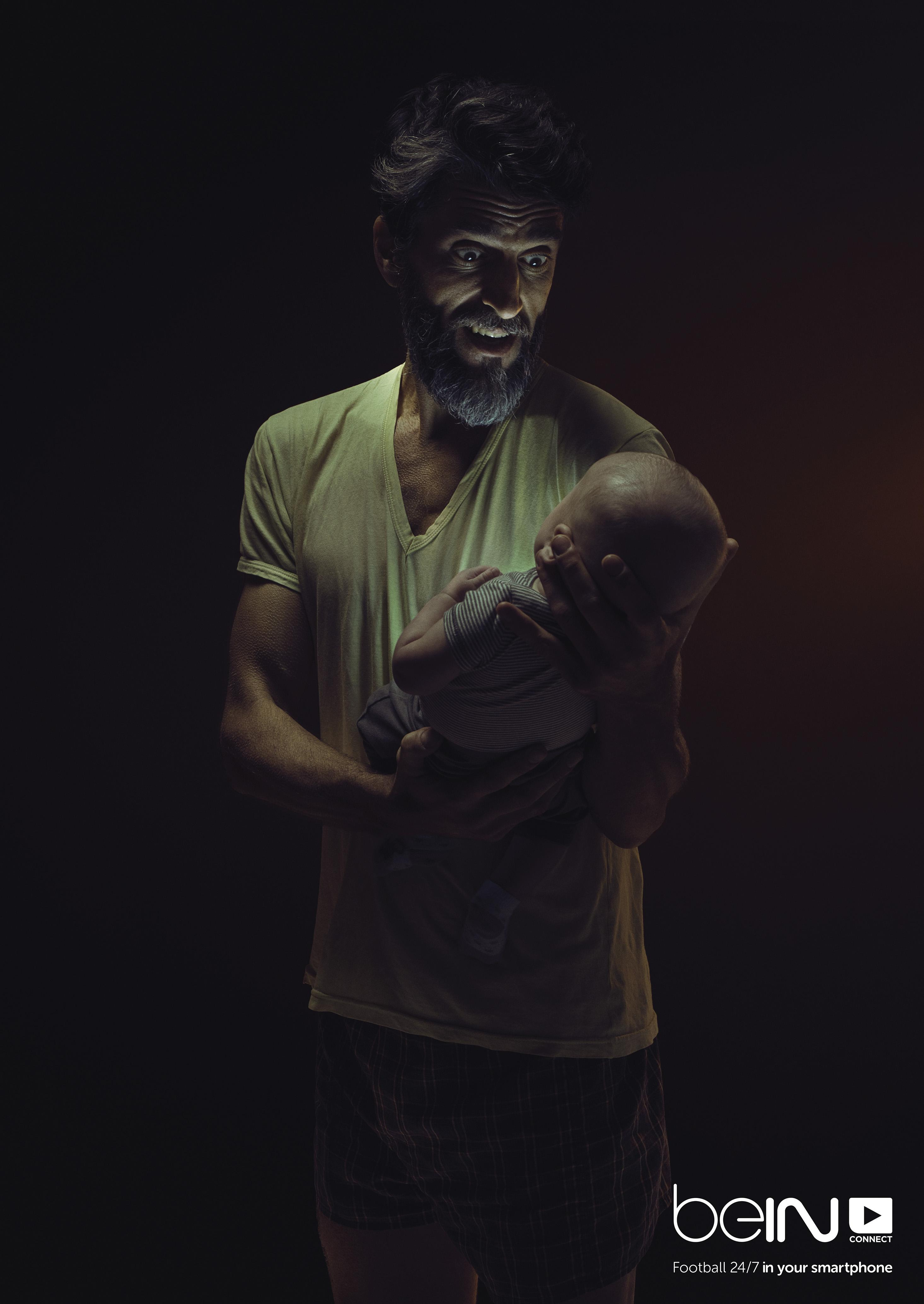 beIN SPORTS Print Ad - Fathers, 1