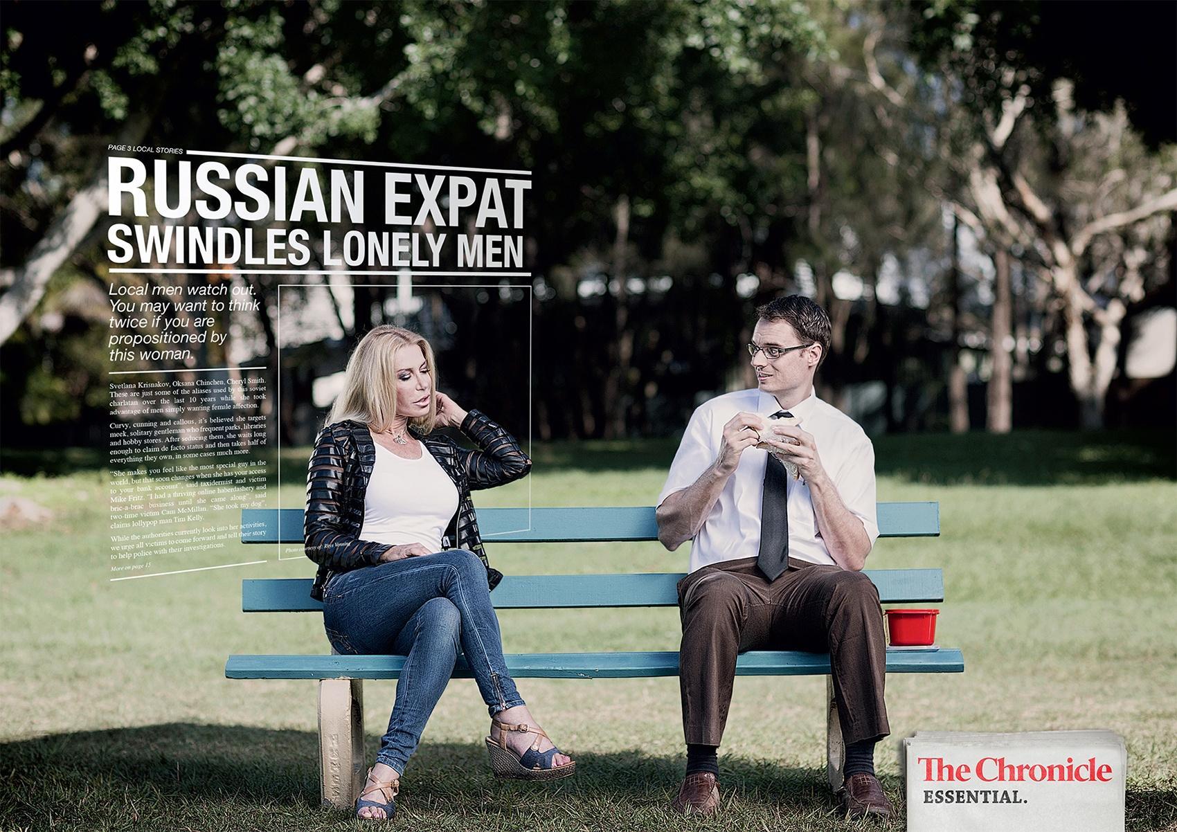 APN News & Media Print Ad -  Shady Soviet