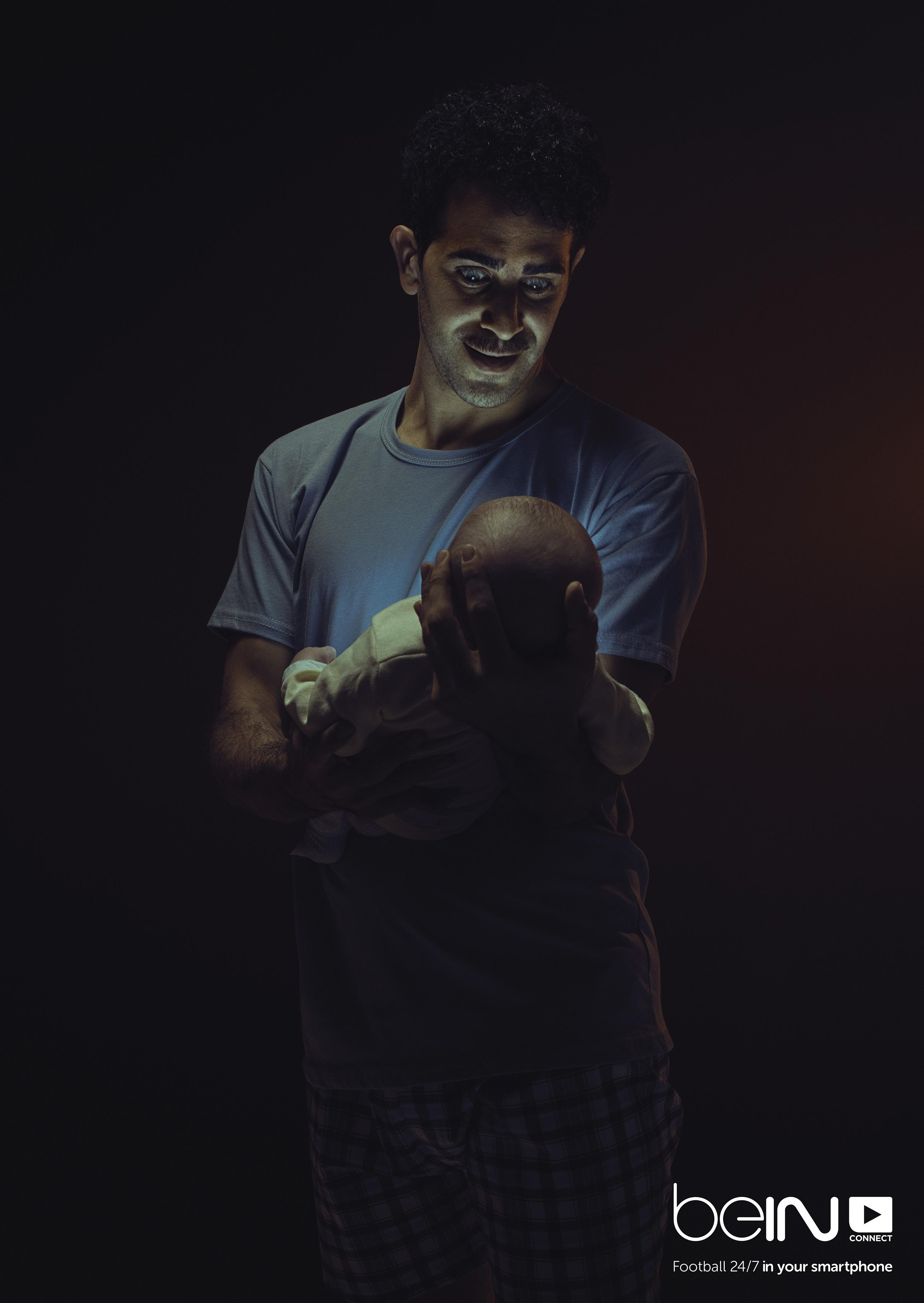 beIN SPORTS Print Ad - Fathers, 4