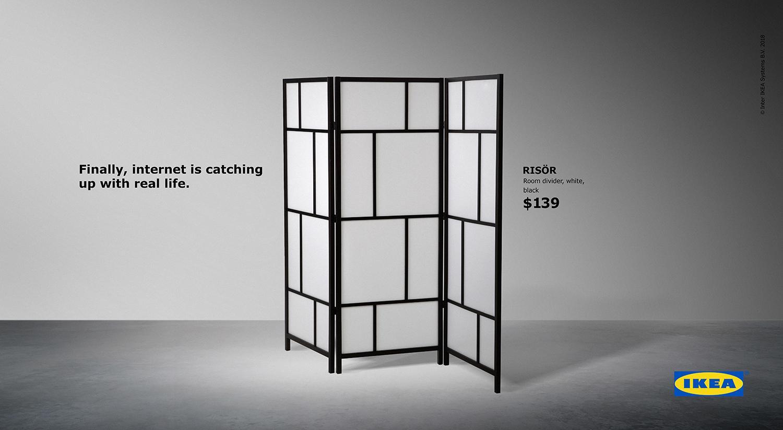 IKEA Print Ad - RISÖR