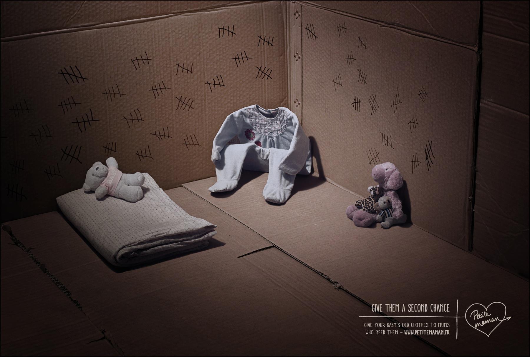 Petite Maman Print Ad -  Box