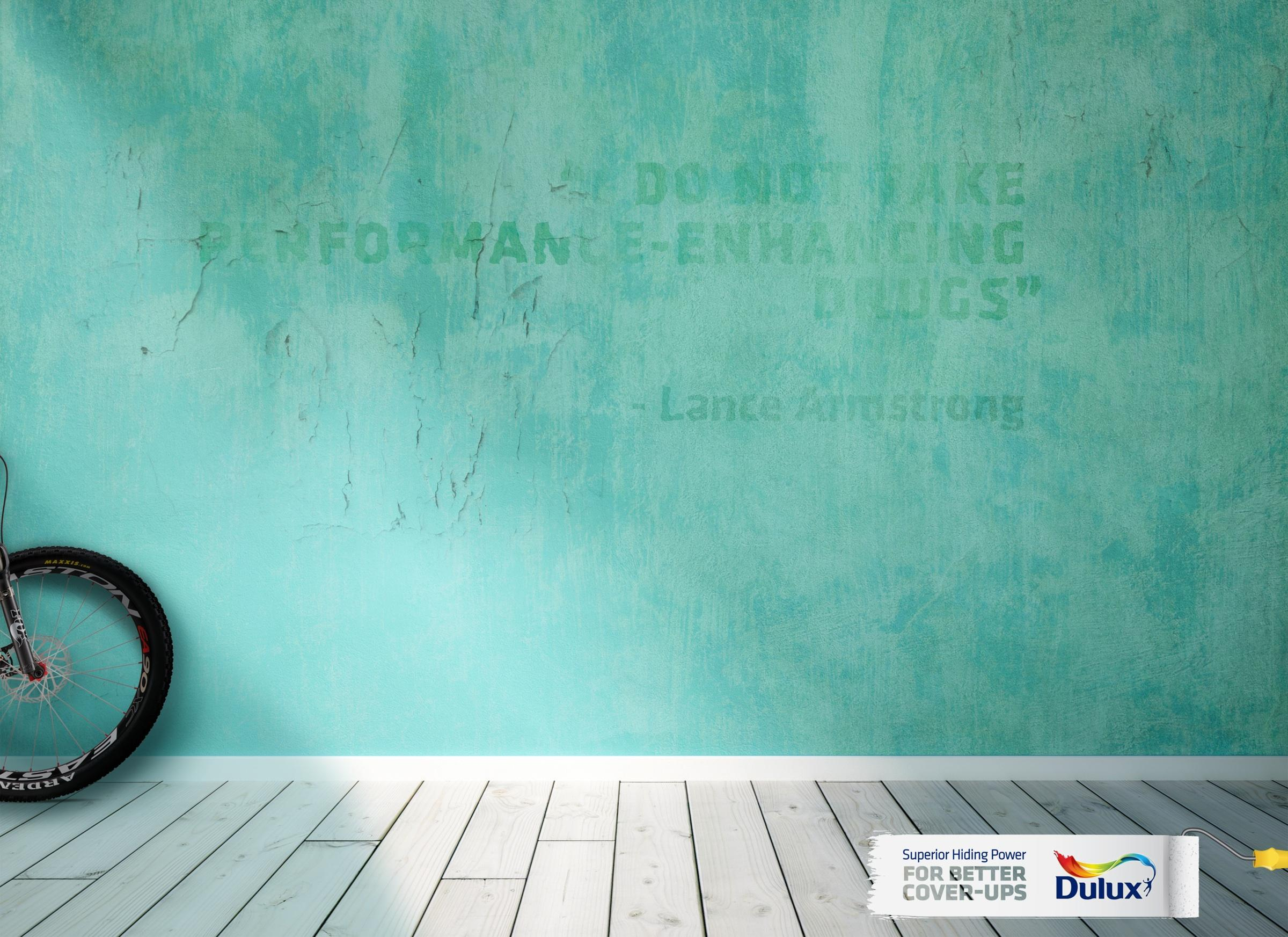 Dulux Print Ad -  Armstrong