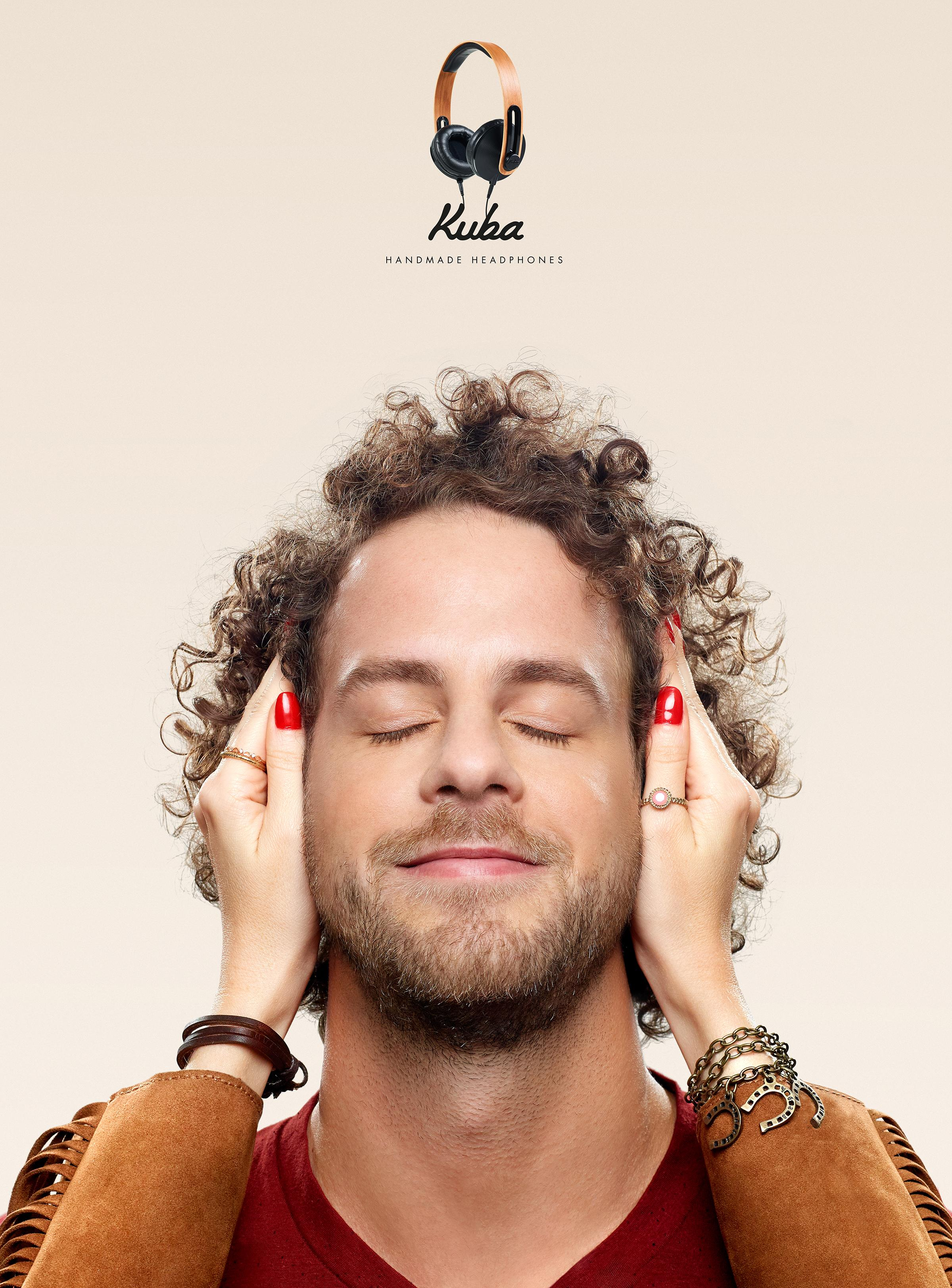 Kuba Audio Print Ad - Country Hands