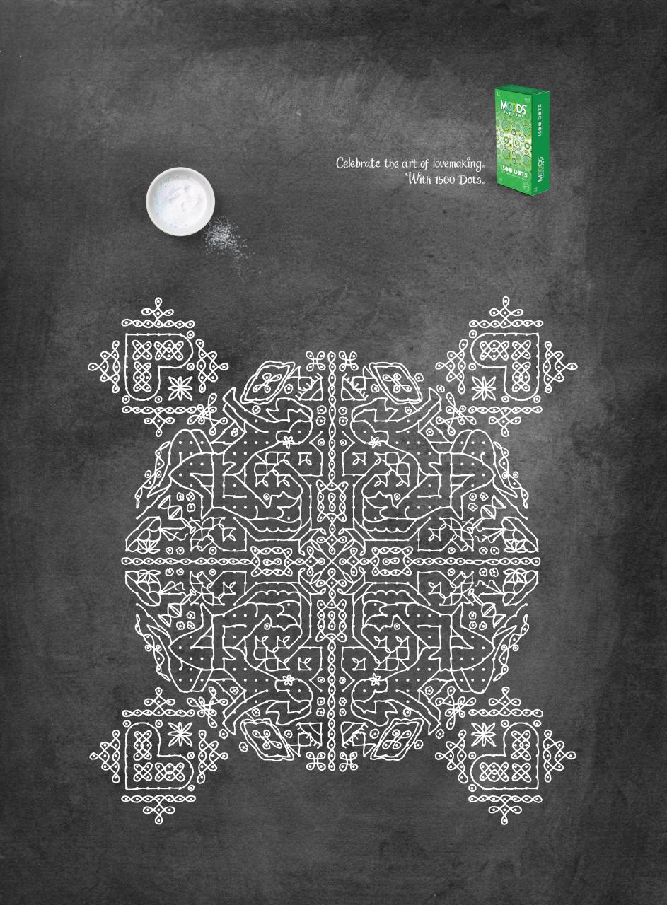 Moods Condoms Print Ad -  Kolam, 3