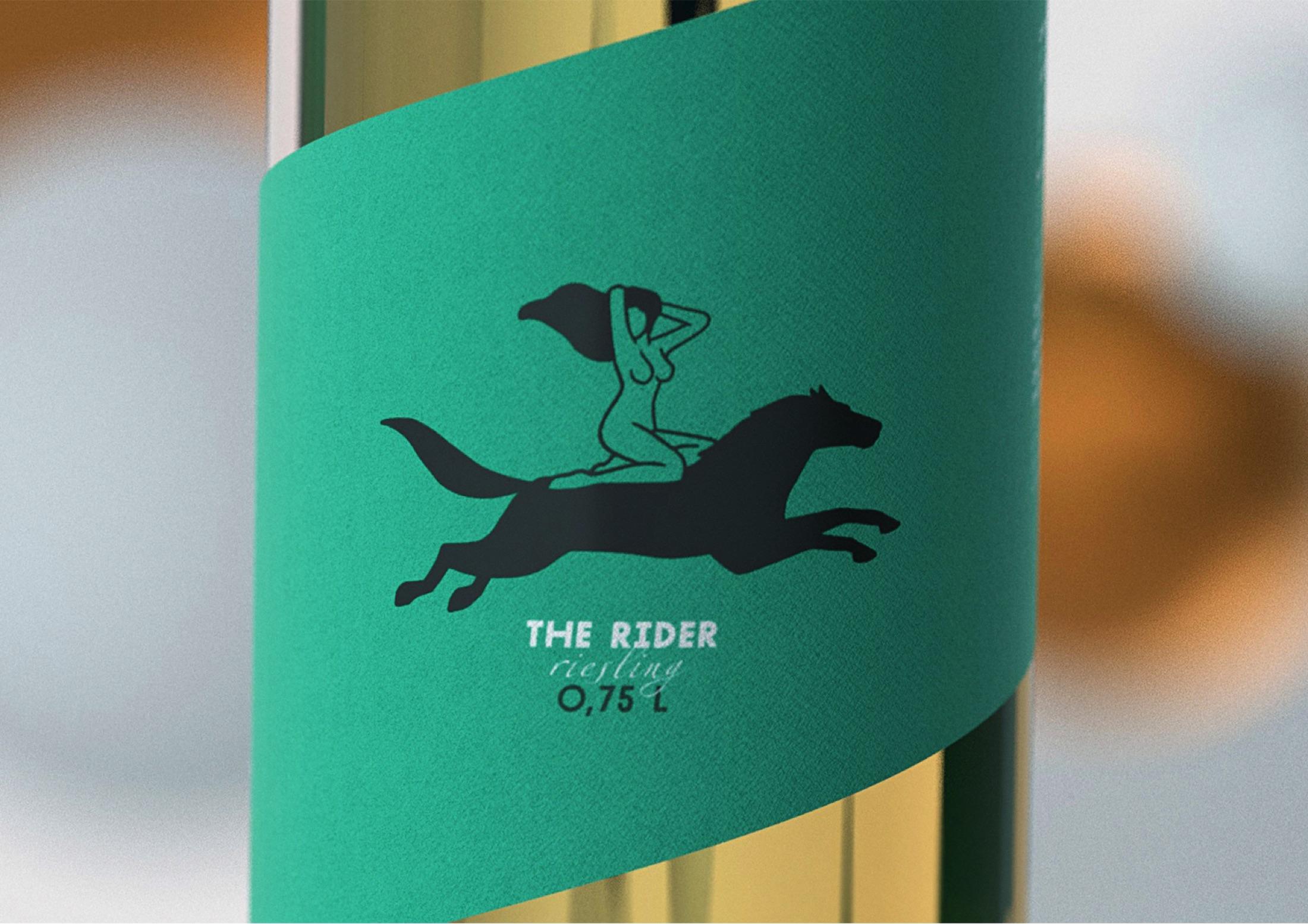 Kolonist Design Ad - The Rider