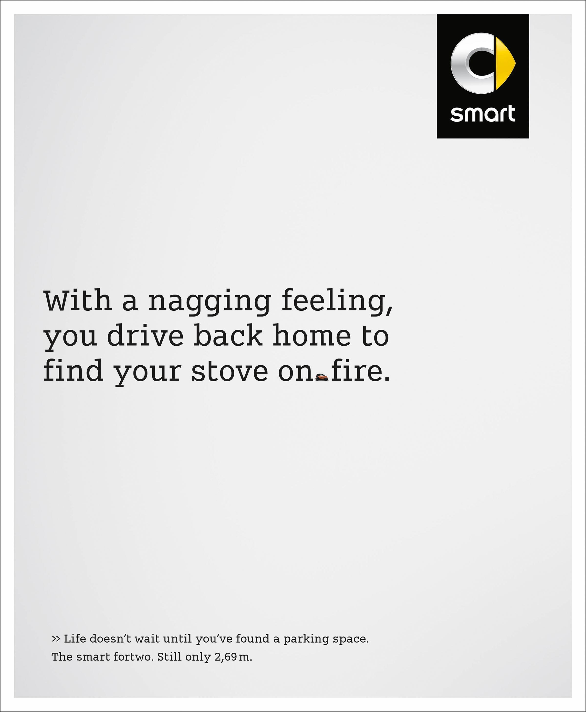 Smart Print Ad - Stove, 2