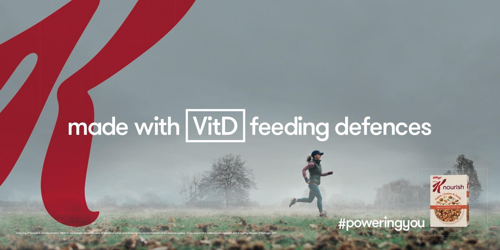 Kellogg's Outdoor Ad - VitD