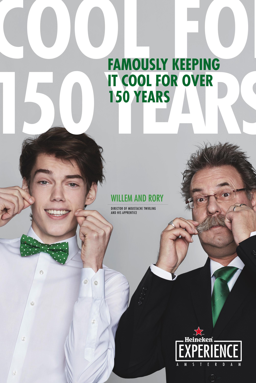 Heineken Outdoor Ad - Willem and Dory