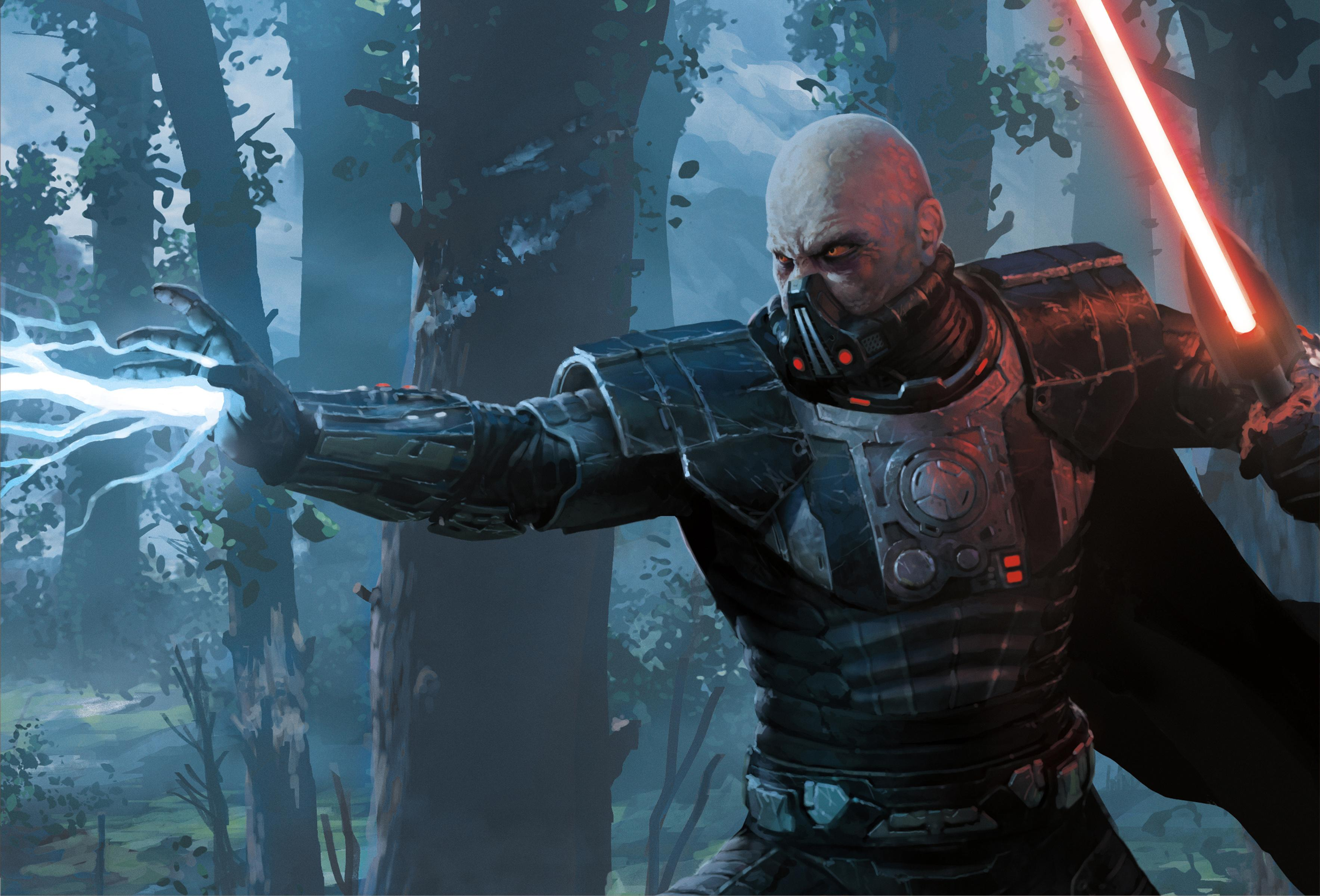 Star Wars: Old Republic Design Ad - Collector's Edition