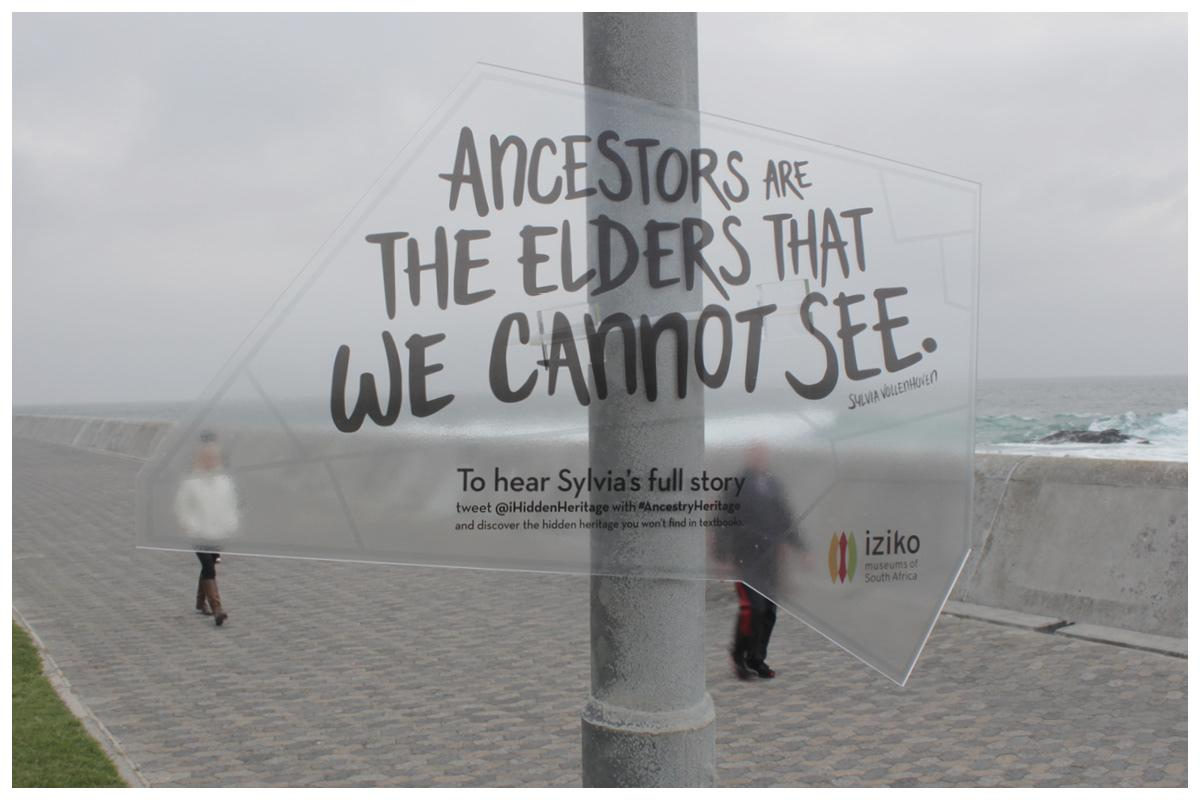 Iziko Museums Integrated Ad - Hidden Heritage