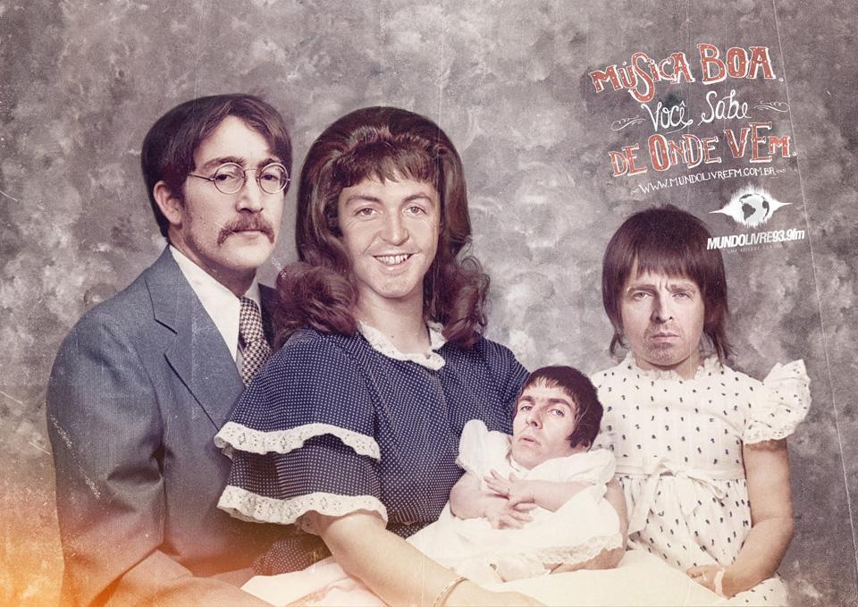 Mundo Livre FM Print Ad -  Family, 4