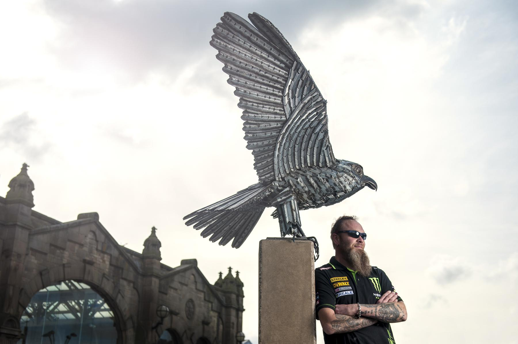 IKEA Ambient Ad - Allen the Peregrine