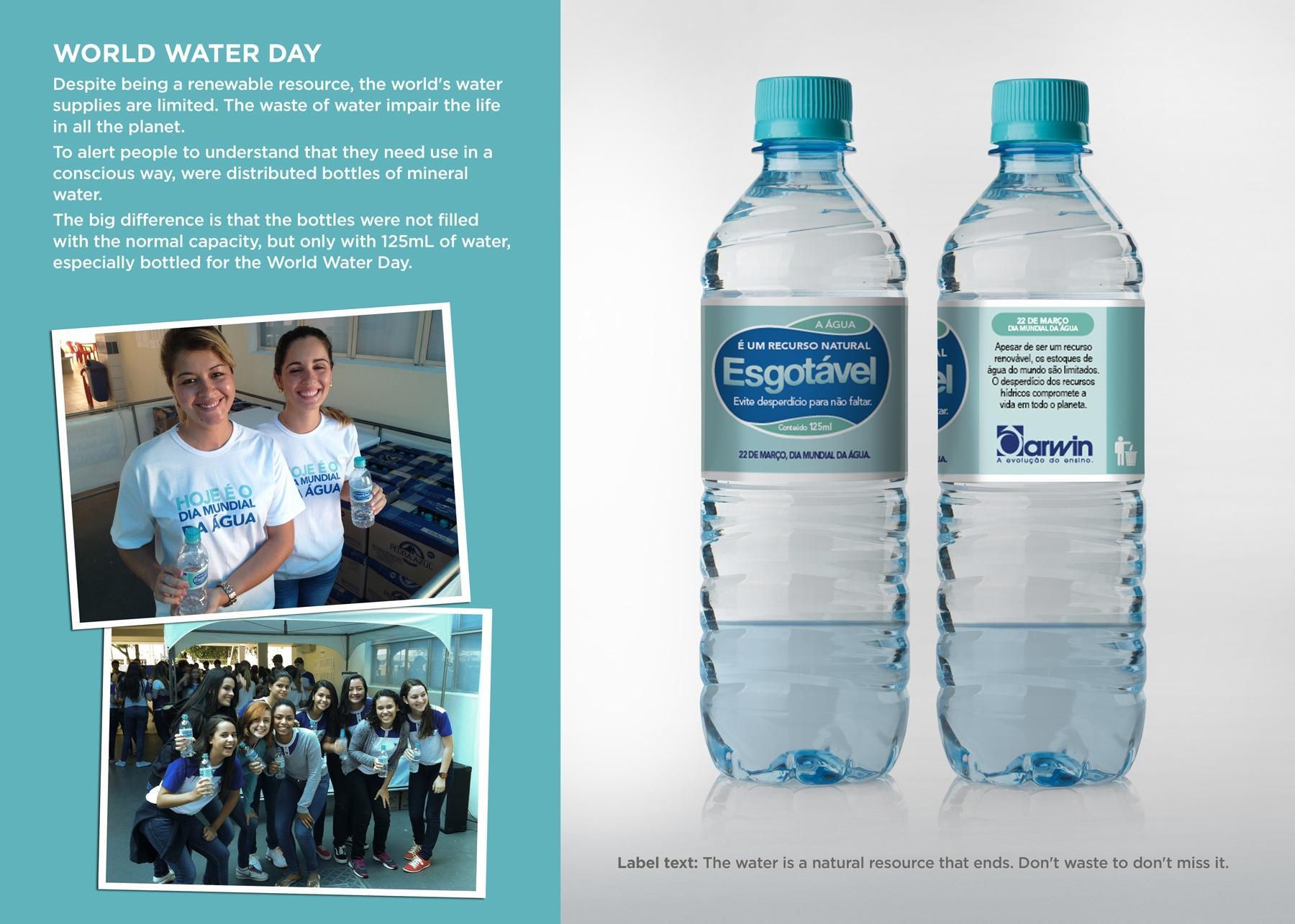 Darwin Direct Ad -  World Water Day