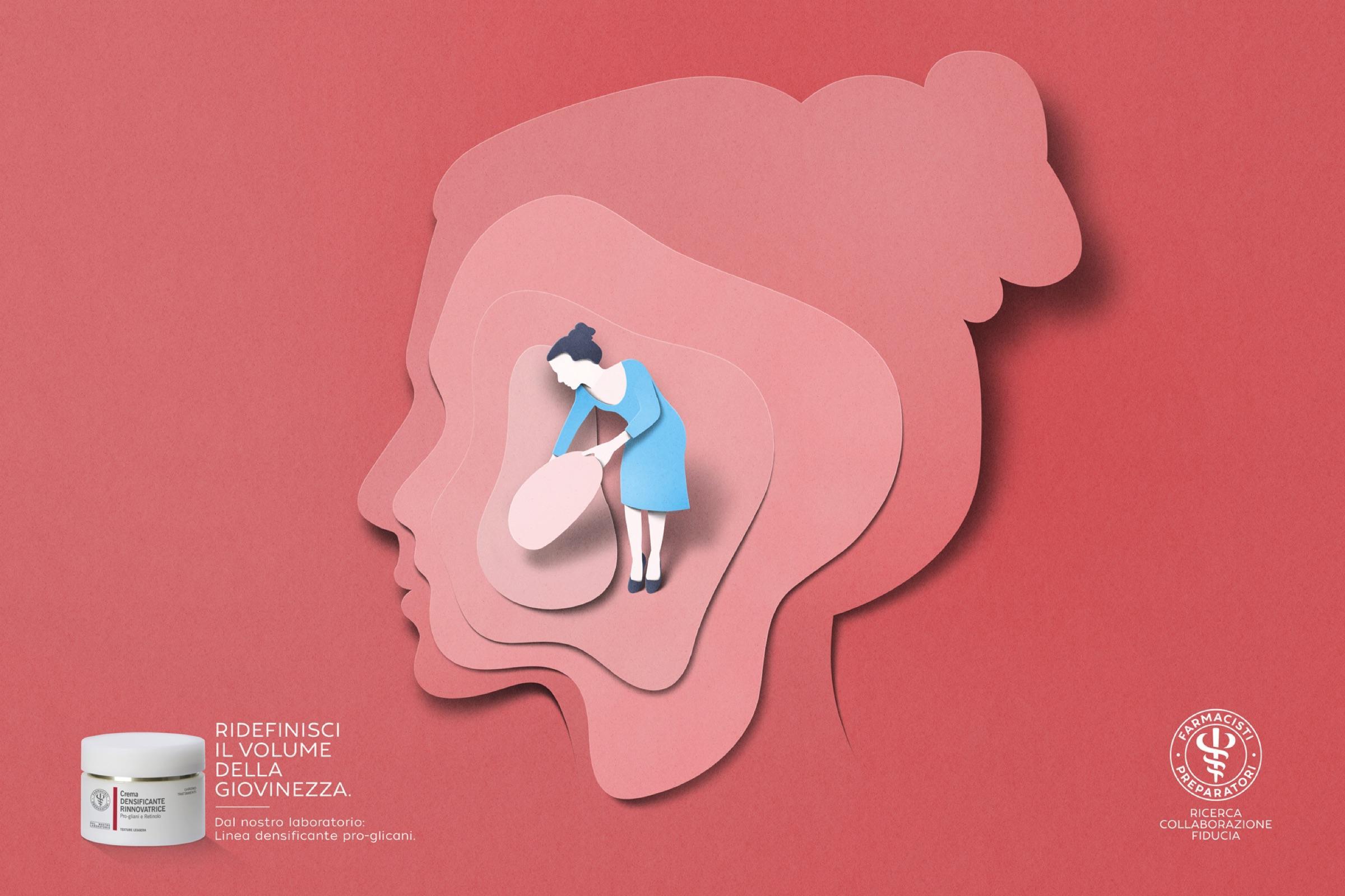 Farmacisti Preparatori Print Ad - Youth