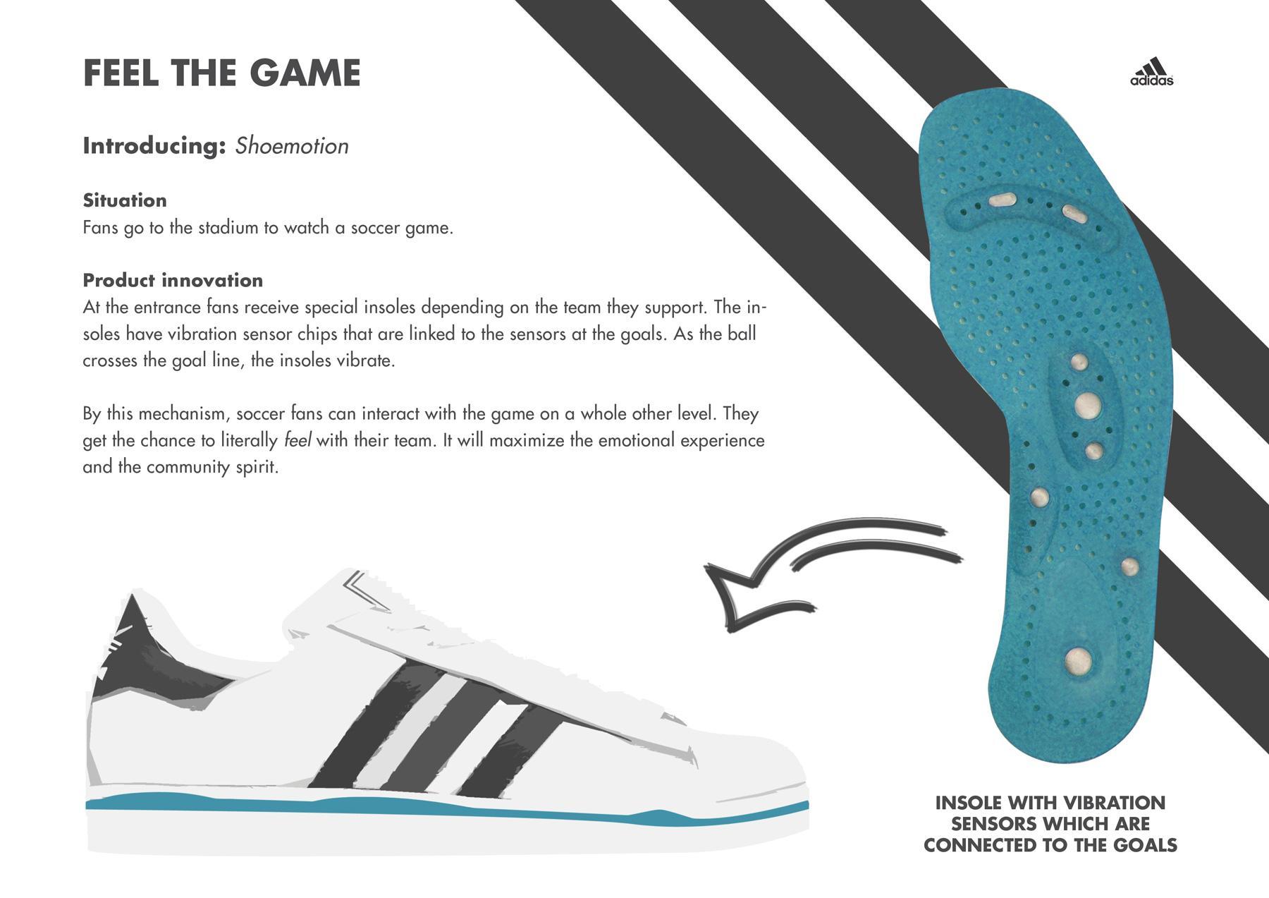 Adidas Ambient Ad -  Shoemotion