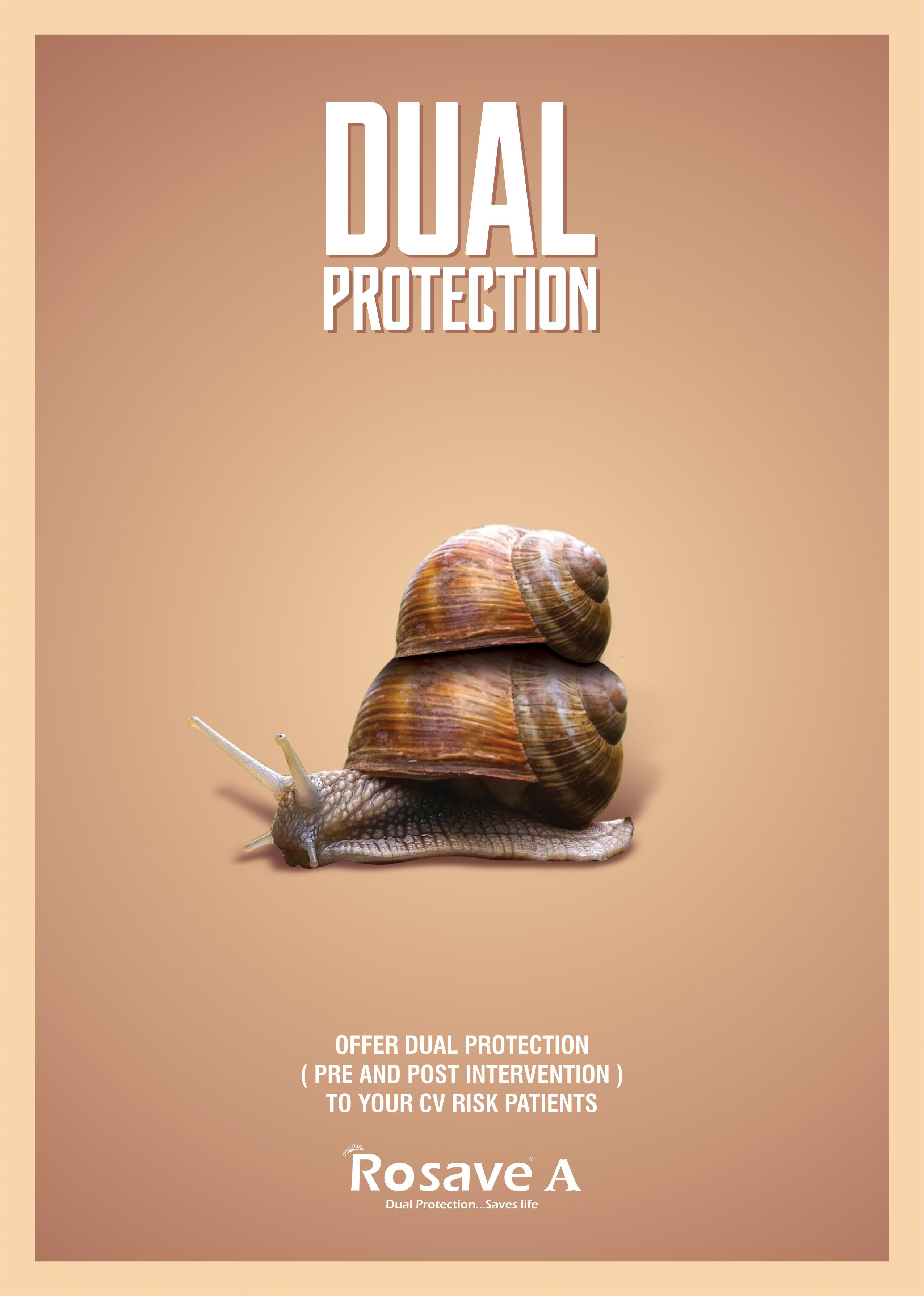Rosave A Print Ad - Dual Protection , 3