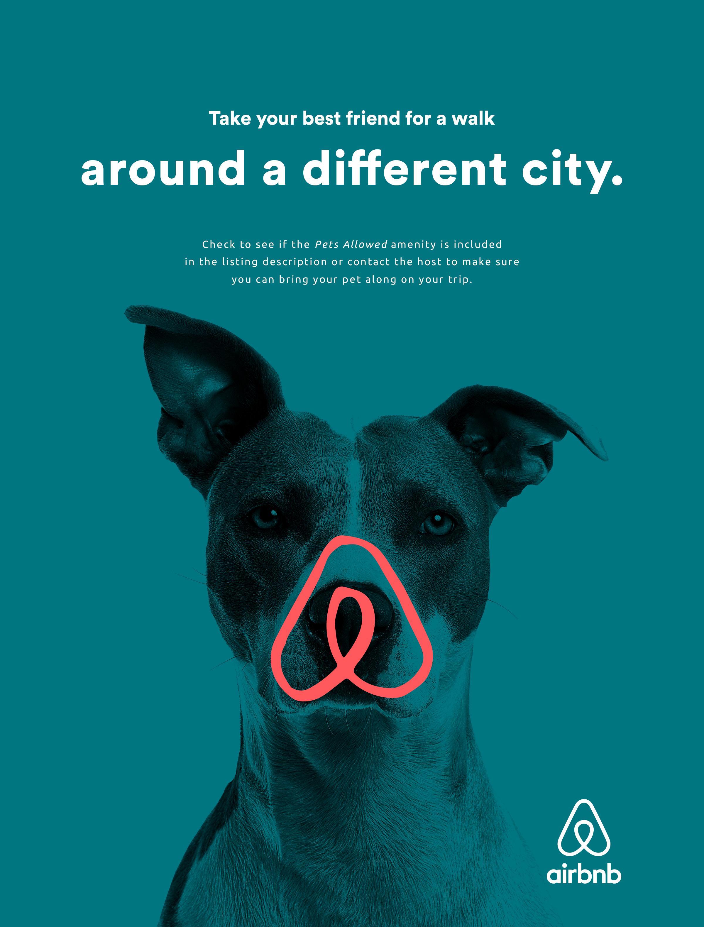 Airbnb Outdoor Ad - Best Friend, 2