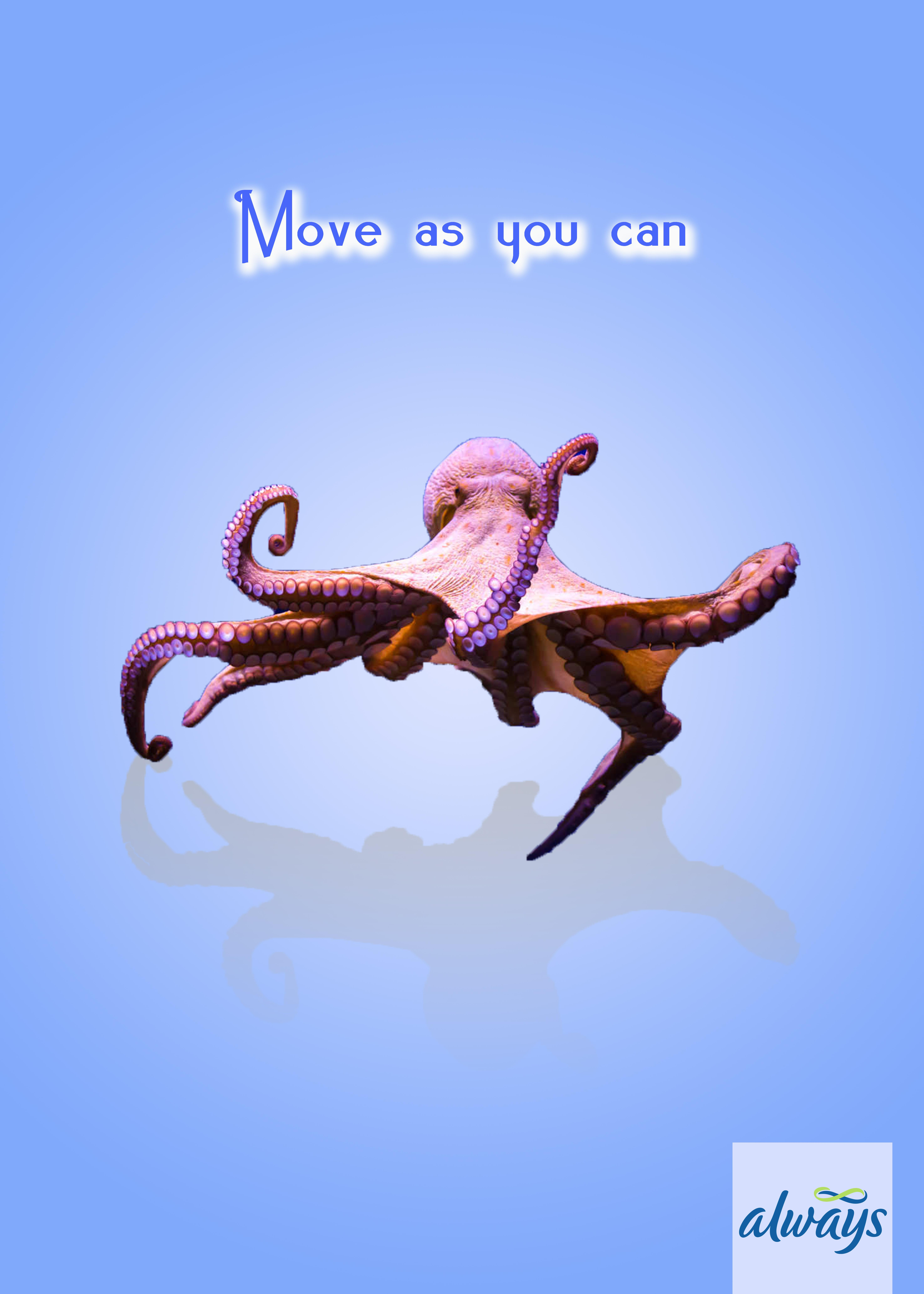 Always Print Ad - Move as You Can, 4