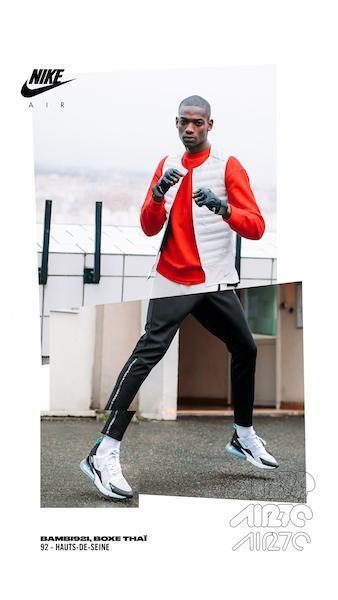 Nike Digital Ad - Air Max 270