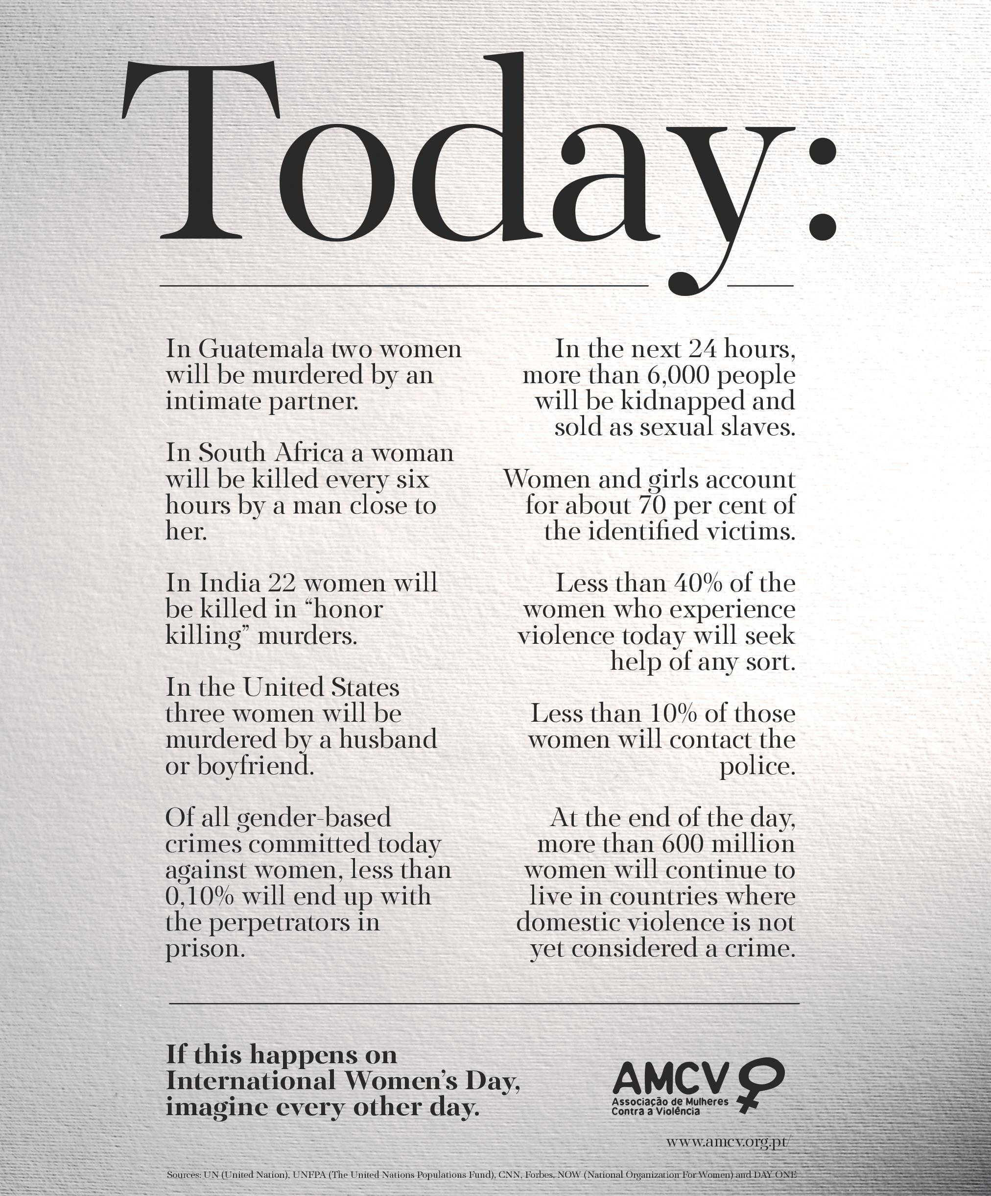 AMCV Print Ad - Today