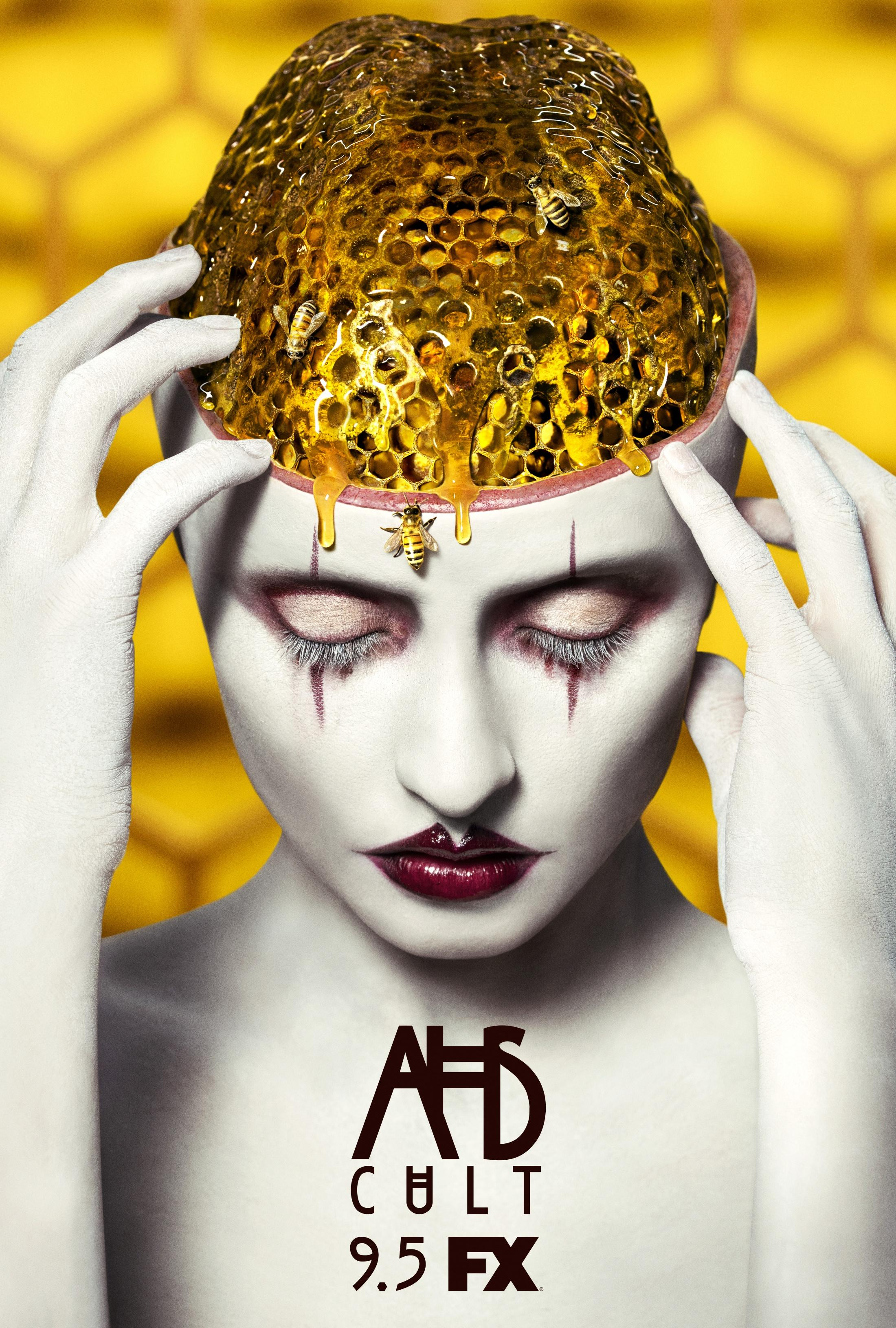 American Horror Story: Cult Print Ad - American Horror Story: Cult Beehive One Sheet