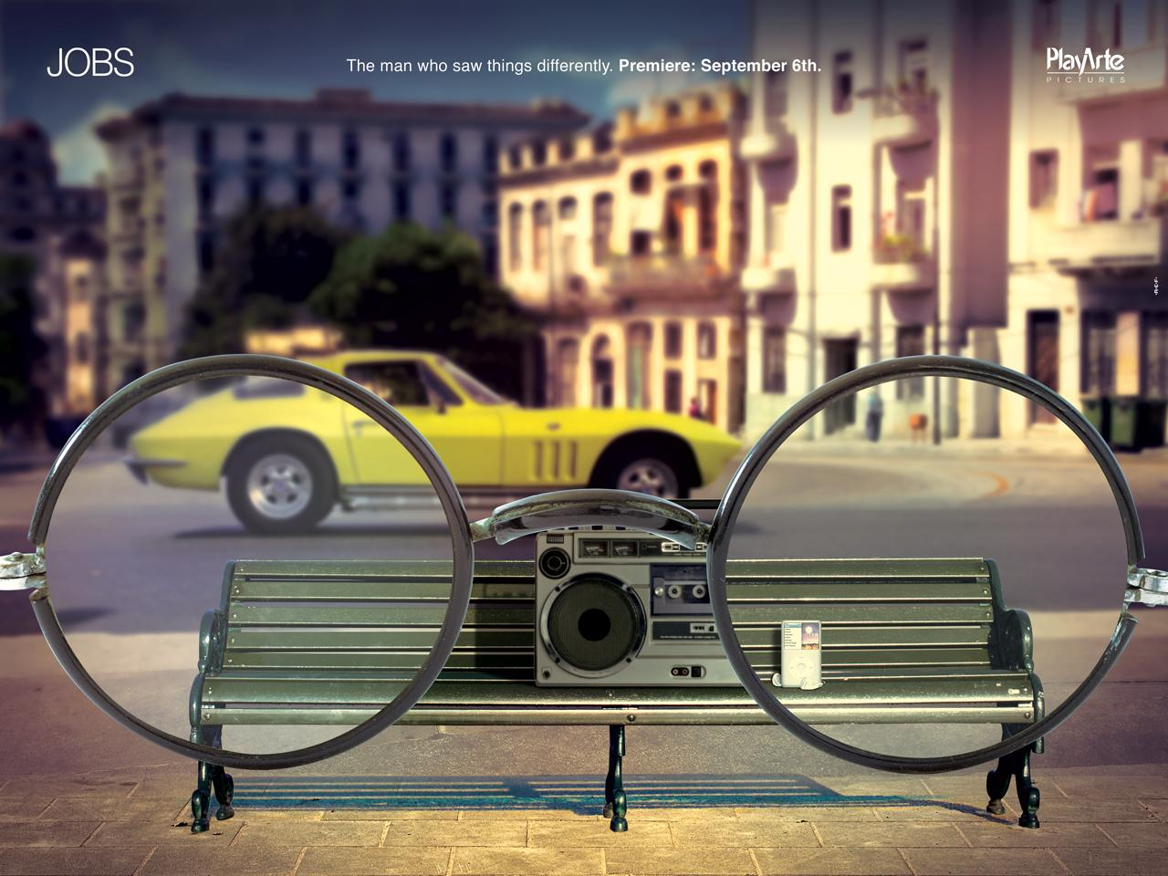 PlayArte Pictures Print Ad -  Different, 3