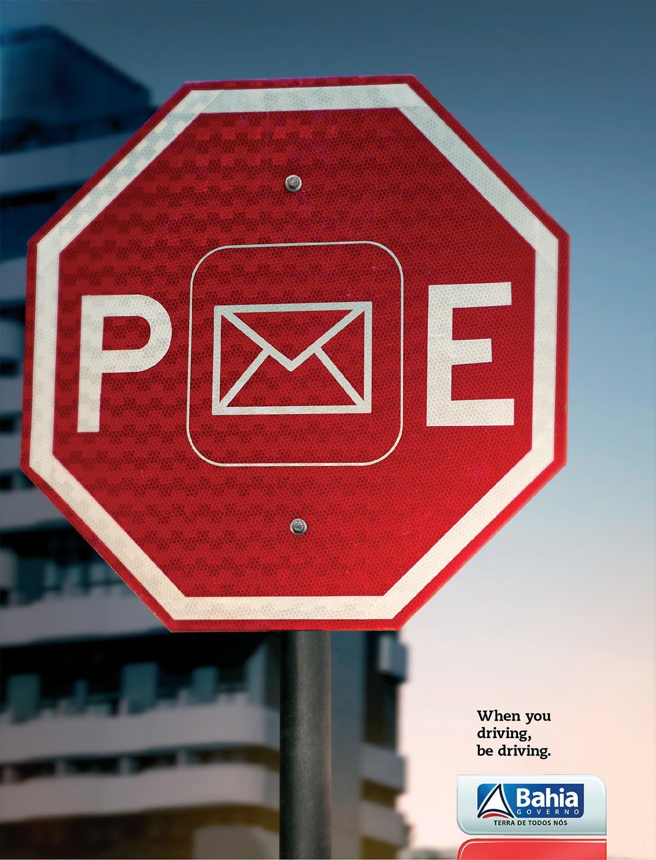 Governo da Bahia Print Ad -  Sign, 2