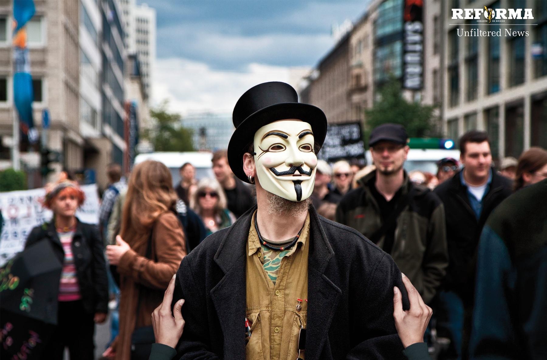 Reforma Print Ad -  Anonymous